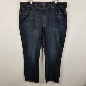 Lucky Brand 329 Classic Straight Leg Jeans 44x30